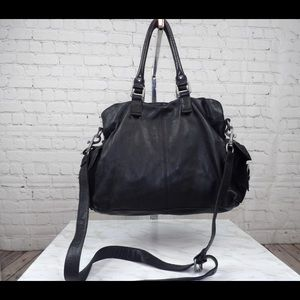 Liebeskind Berlin Convertible leather tote